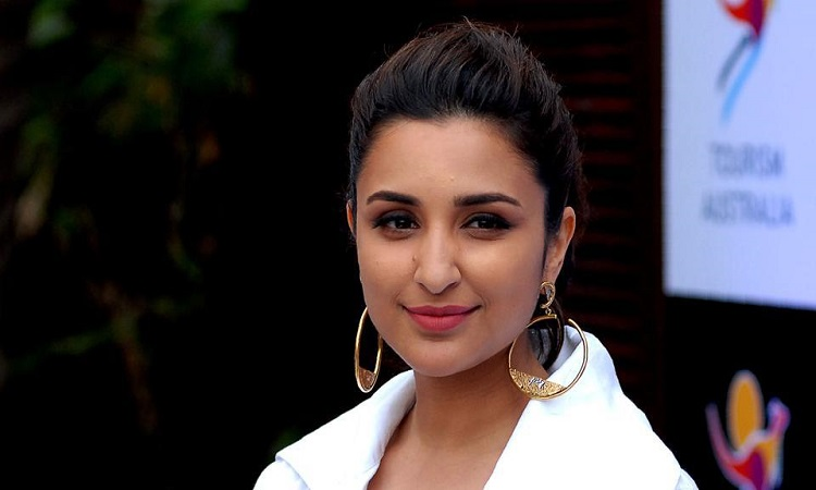parineeti calss bhuj a special movie