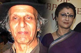 aparna sen and cinematographer ashok mehta