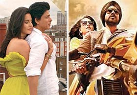 jab tak hai jaan and son of sardaar