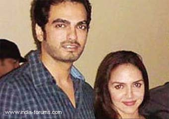 esha deol's boyfriend businessman Bharat Takhtani