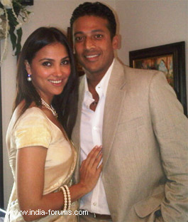 mahesh bhupathi and lara dutta