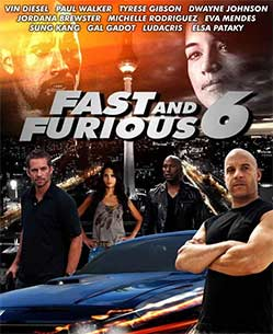 Movie review of fast & furious 6