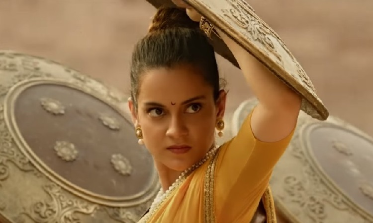 kangana shares her take on patritosm during manikarnika music launch