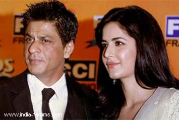 srk and katrina