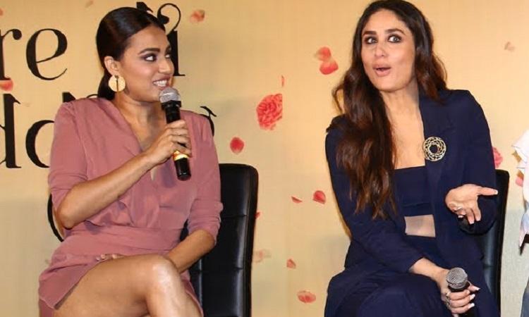 swara kareena on patriarchy