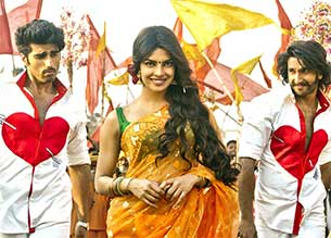 priyanka chopra in gunday movie