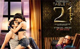 Table No.21 movie poster