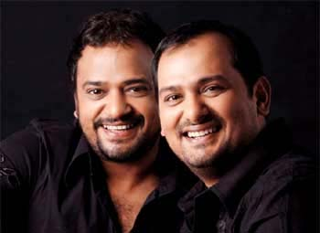 duo music director sajid wajid