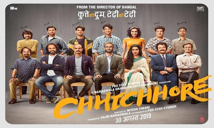 the nicknames in chhichhore was the directors idea