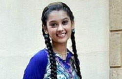teenage actress Digangana Suryavanshi