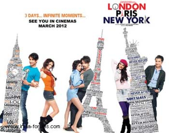 'london paris new york' is winner overseas