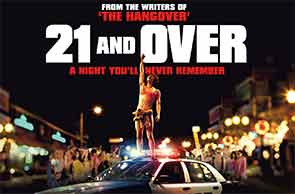 Hollywood movie 21 & Over
