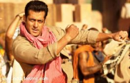 salman khan's movie ek tha tiger