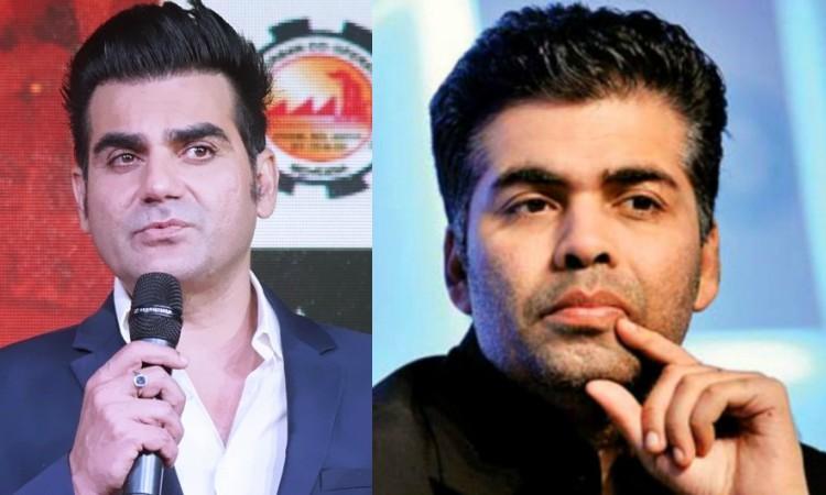 karan gets candid on arbaaz show