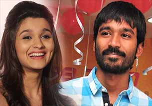 alia bhatt and dhanush