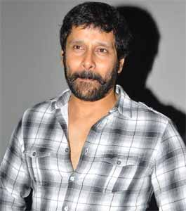 Tamil superstar Vikram