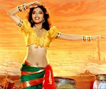 madhuri in sailaab movie