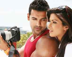 john abraham and priyanka chopra