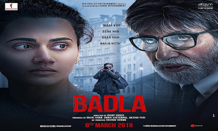 badla earns more than 50 crores in 8 days