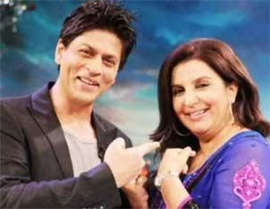 Sharukh and Farah
