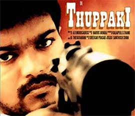 tamil movie Thuppakki