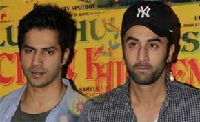 ranbir kapoor and varun dhawan
