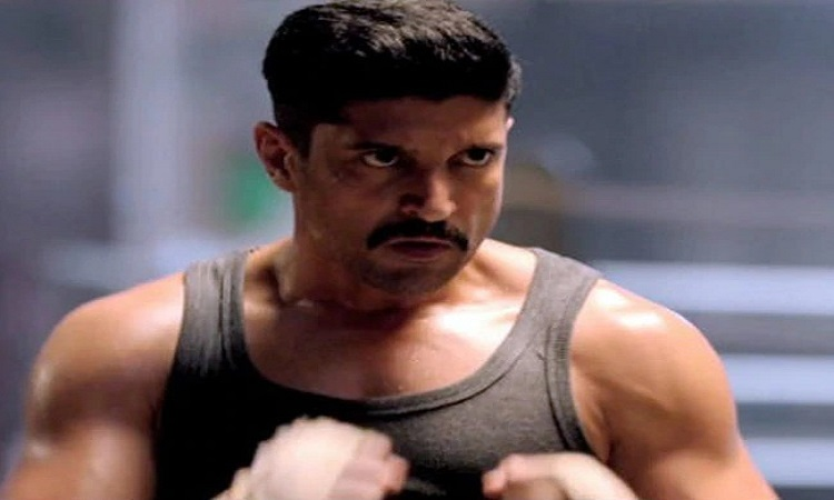 farhan goes extra mile for toofan