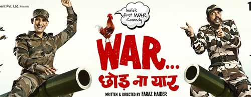 war chood na yaar movie poster
