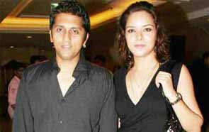 Mohit suri and Udita goawami