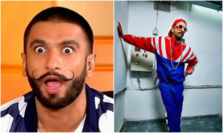 ranveer trolls himself