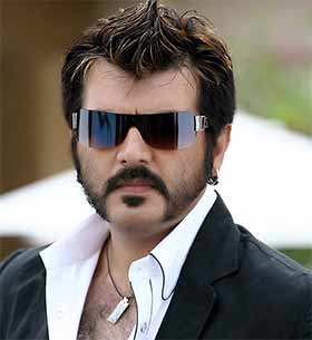 Tamil actor ajith kumar