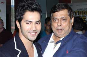 david dhawan and varun dhawan
