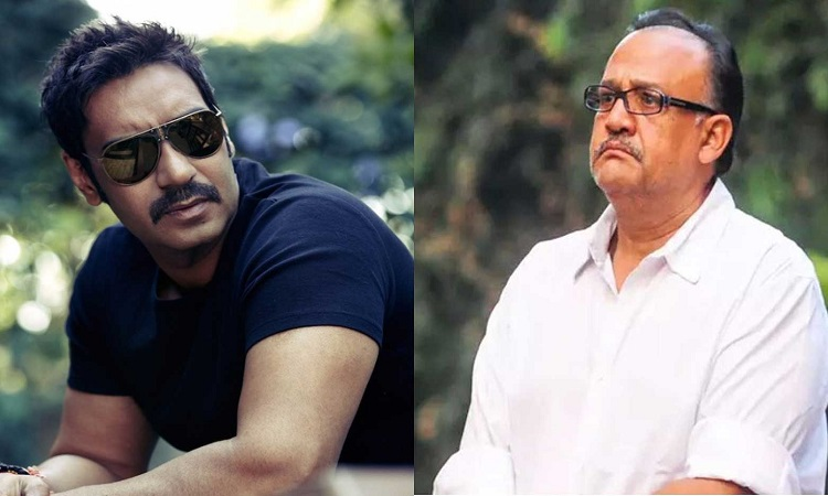 ajay keeps mum when asked about alok nath