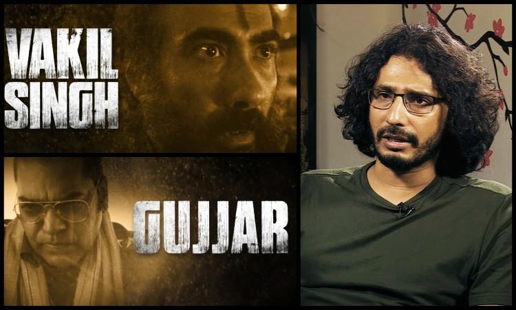 abhishek share the making of vakil and gujjar