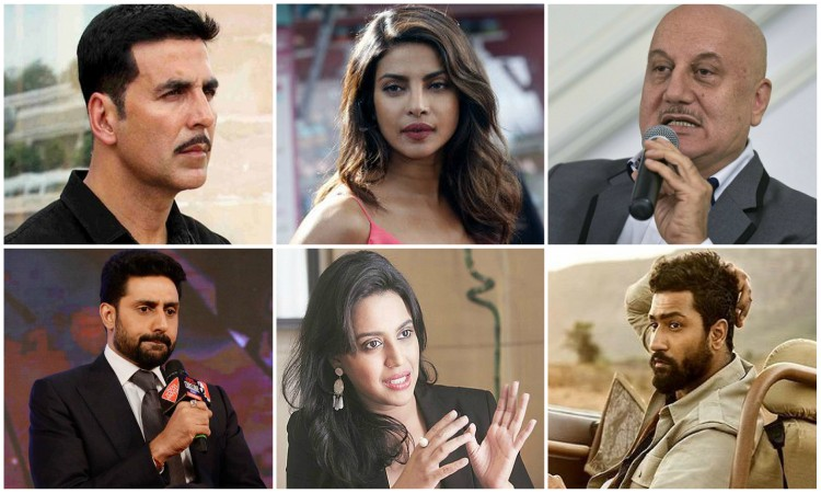 bollywood expresses their view on pulwama attack