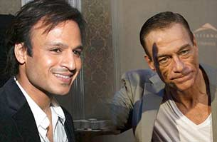 Vivek requests Van Damme