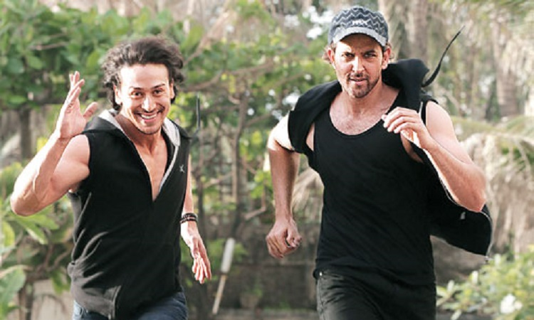 tiger talks about working with hrithik