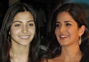 anushka sharma and katrina kaif