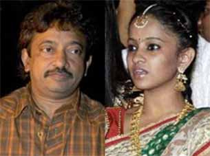ram gopal varma his daughter Revathi Varma