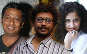 gauri shinde, onir and umesh kulkarni