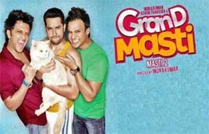grand masti movie photo