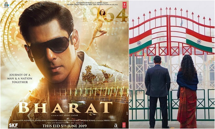 bharat new poster out