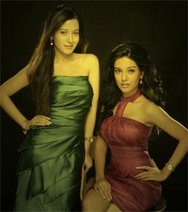 Feels wonderful to be Amrita's sister :  Preeta Rao, upcoming actress