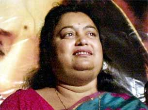Indian author Sushmita Banerjee