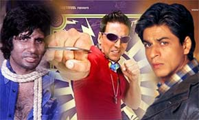 collie, khiladi 786 and veer zaara