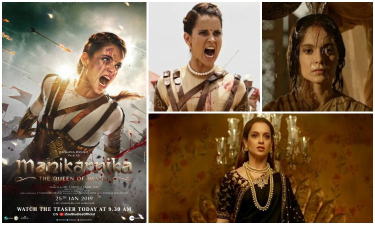 manikarnika music launch slated on 9th jan