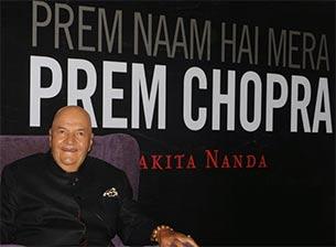 prem chopra height