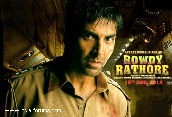 akshay kumar in rowdy rathore movie