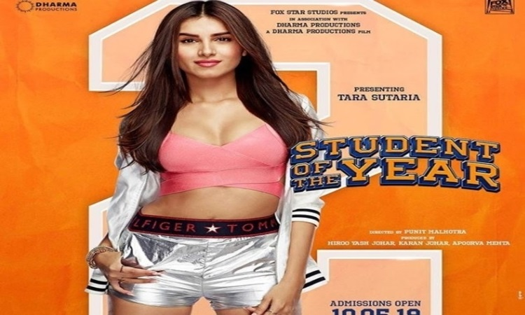 tara sutaria gets trolled for wearing such clothes in student of the year 2 poster
