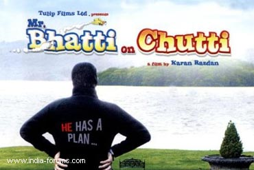 Mr Bhatti on Chutti